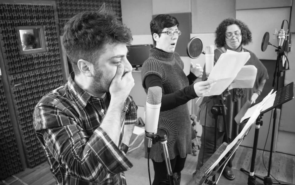 Cursos y talleres: Interpretación de Radioteatro | Dramaturgia radial | Lectura expresiva