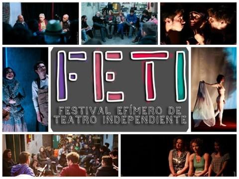 El Festival Efímero de Teatro Independiente FETI abre su convocatoria 2019