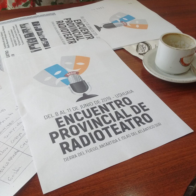 Encuentro de Radioteatro en Ushuaia