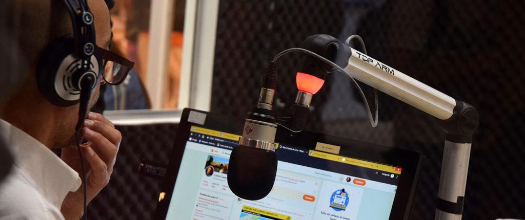 La industria nacional (de podcast y radio) es cultura