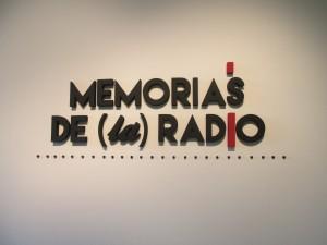 memorias de la radio