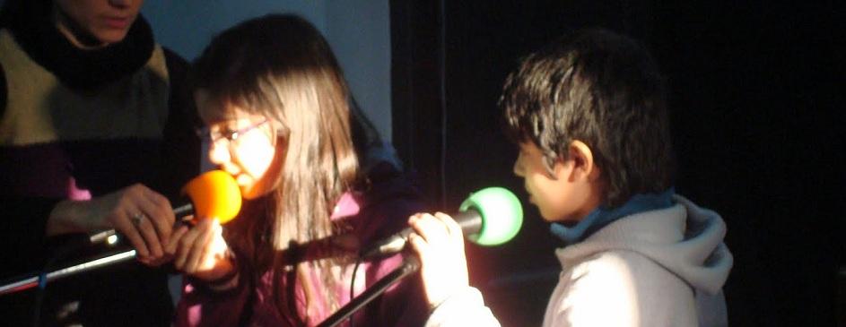Taller de Radioteatro en Escuelas